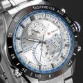 kvalitní hodinky Curren z nerezové oceli