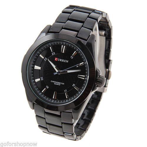 Pánské náramkové hodinky Curren Present
