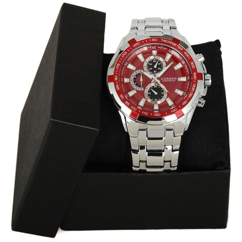 Pánské náramkové hodinky Curren Sports 982bdc9e3c