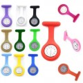 Přivěskové hodinky pro zdravotní sestry SILIKONOVÉ