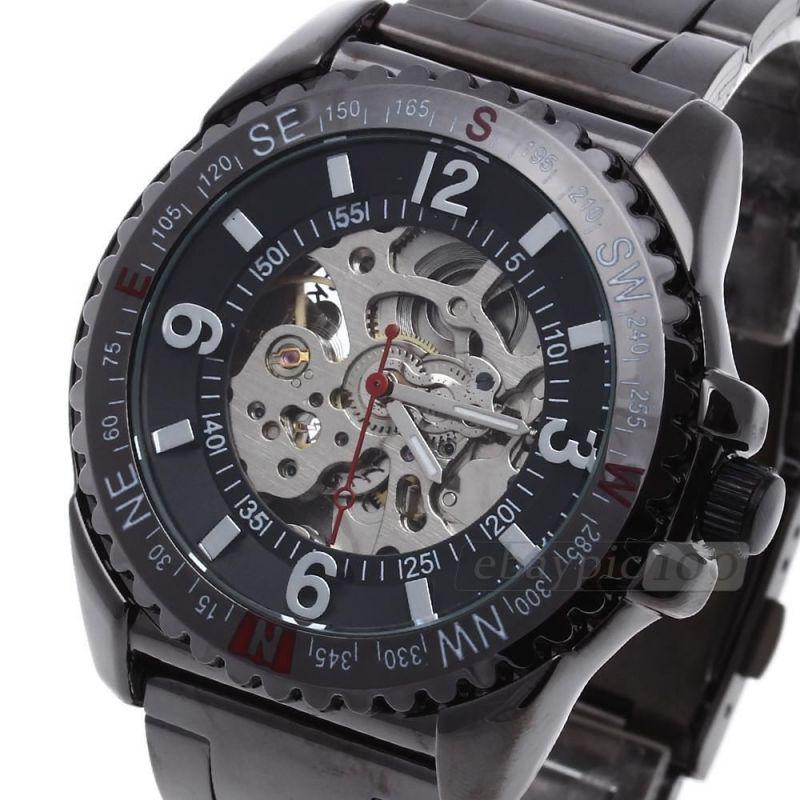 Pánské Automatické mechanické hodinky
