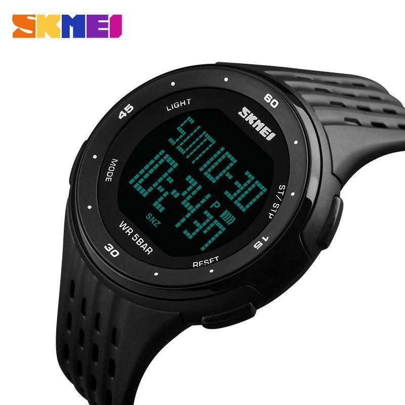 Pánské digitální hodinky SKMEI
