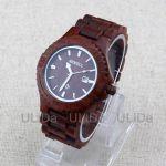 Dřevěné hodinky Bewell