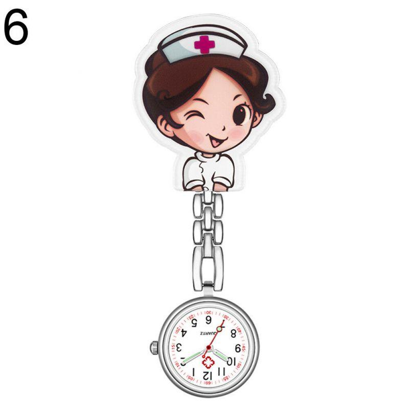 Hodinky pro zdravotní sestry - sestřička