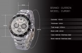 Curren hodinky z nerezové oceli - černé