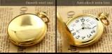 Kapesní hodinky zlaté