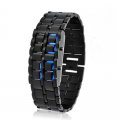 LED hodinky Samurai