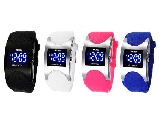 LED hodinky Skmei