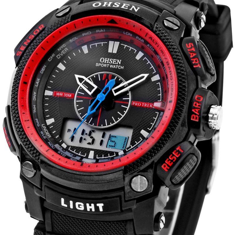 Luxusní hodinky Ohsen