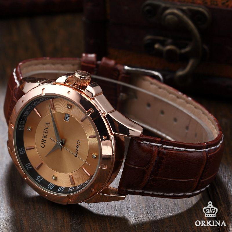 Pánské náramkové hodinky  ORKINA
