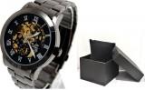 Pánské náramkové hodinky Skeleton1
