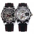 Pánské náramkové hodinky Skeleton3