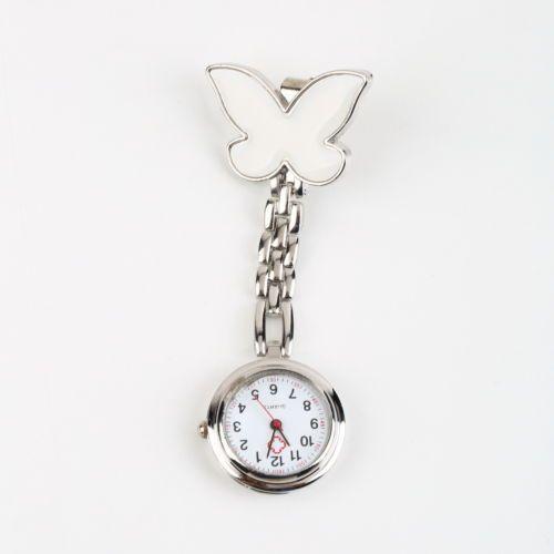 Přivěskové hodinky pro zdravotní sestry MOTÝL