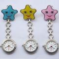 Přivěskové hodinky pro zdravotní sestry BAREVNÉ