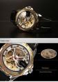vysoce kvalitní Skeleton hodinky