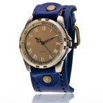 Dámské vintage retro hodinky, různé barvy