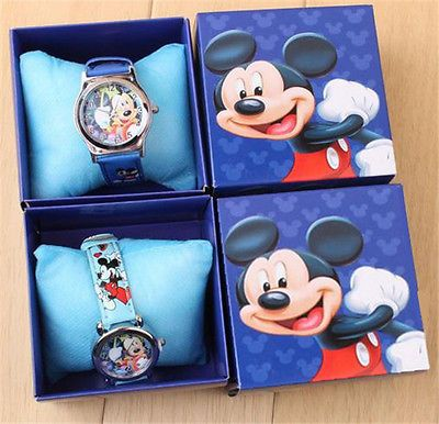 dětské hodinky Mickey