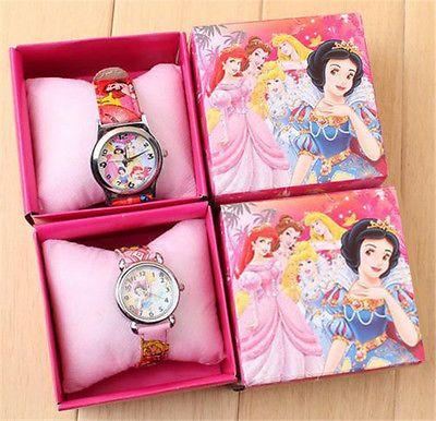 dětské hodinky Princess