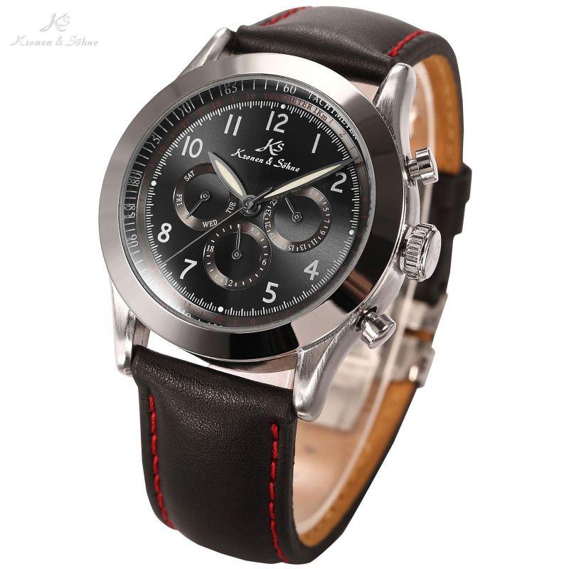 exkluzivní KS Navigator Automatické mechanické hodinky