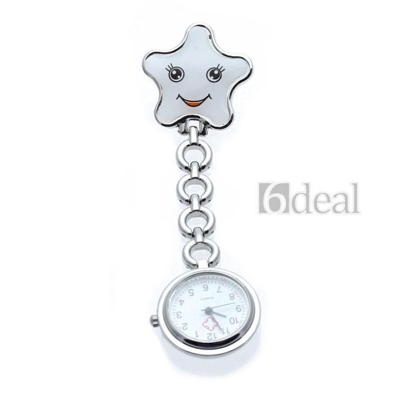 hodinky pro sestřičky Hvězda bílé