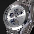 Pánské mechanické automatické náramkové hodinky