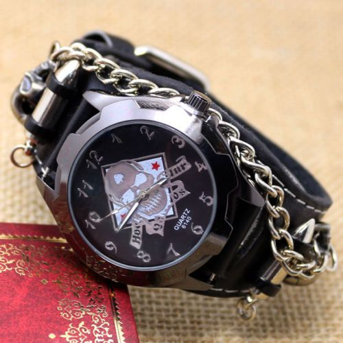 punk rock hodinky