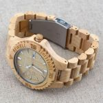 Dřevěné hodinky Bewell, několik barevných variant