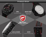 Pánské sportovní hodinky Shark